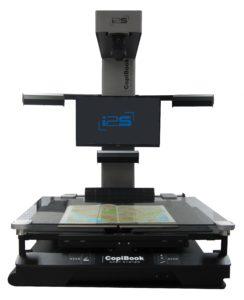 A1 CopiBook Scanner mit 2 Sekunden Scan-Zeit
