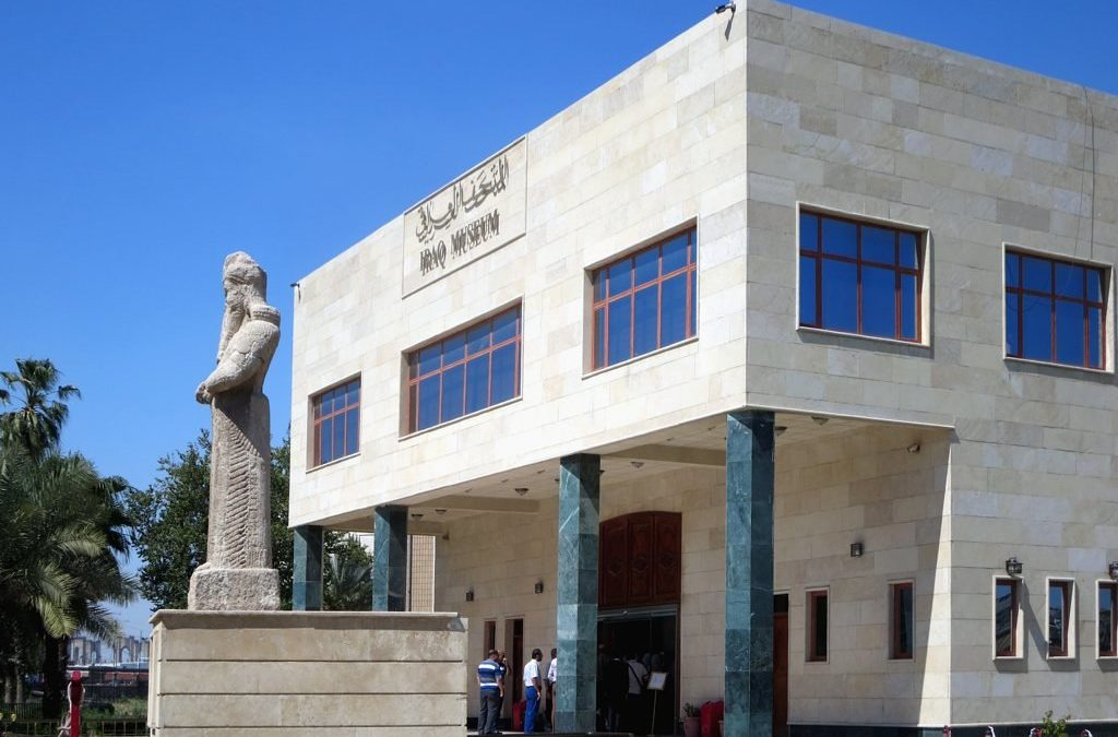 Können ganze Museen und Kunstschätze durch Digitalisierung gerettet werden?