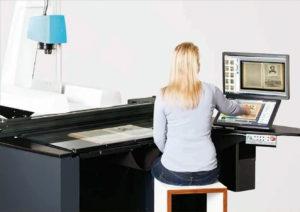 Großformatscanner müssen mit Bedacht ausgewählt werden. Das gilt auch für entsprechende Dienstleister.