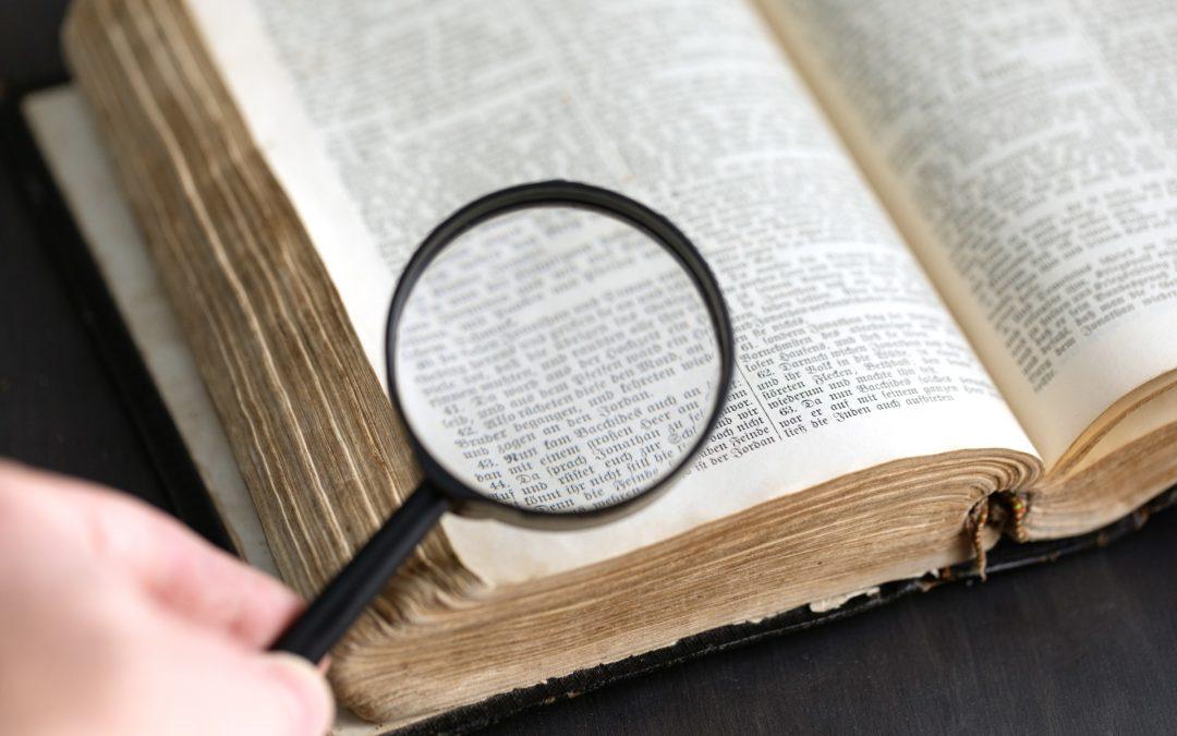 OCR ist für die Volltextsuche gescannter Dokumente unerlässlich.