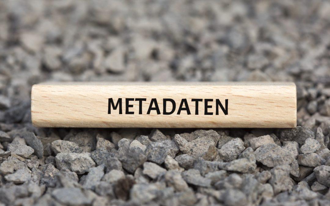 picturesafe-wissen (5): Digitalisate und digitale Formate – Die Bedeutung von Metadaten