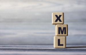 Arbeiten mit XML bei der Digitalisierung